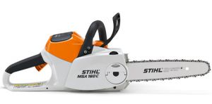 STIHL Motoseghe a batteria Mod. MSA 160 C e MSA 200 C